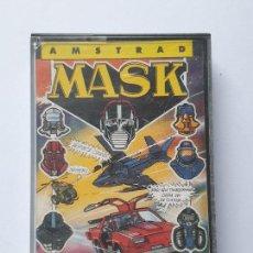 Videojuegos y Consolas: JUEGO AMSTRAD ' MASK ' - CINTA. Lote 213955113