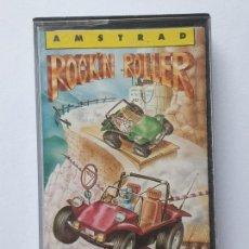 Videojuegos y Consolas: JUEGO AMSTRAD ' ROCK´N ROLLER ' - CINTA. Lote 213955266