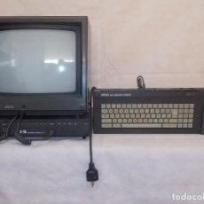 Videojuegos y Consolas: ORDENADOR AMSTRAD 128 K MONITOR CTM 644 Y CONVERTIDOR TELEVISION MHT C 10. Lote 213974253