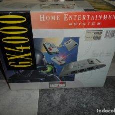 Videojuegos y Consolas: CONSOLA AMSTRAD GX4000 EN CAJA 1990. Lote 215264998
