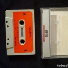 Videojuegos y Consolas: AMSTRAD CASSETTE - CPC - CINTA - GEASA - BUEN ESTADO - FUNDA. Lote 215700606