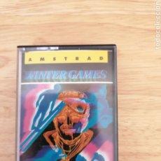 Videojuegos y Consolas: JUEGO AMSTRAD WINTER GAMES CPC 464. Lote 215730680