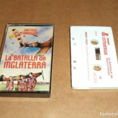 Videojuegos y Consolas: JUEGOS & ESTRATEGIA 4: LA BATALLA DE INGLATERRA PARA AMSTRAD CPC / COMMODORE. Lote 218160445