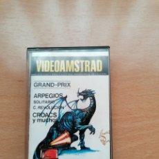 Videojuegos y Consolas: AMSTRAD JUEGO REVISTA VIDEOAMSTRAD 10. Lote 218420537