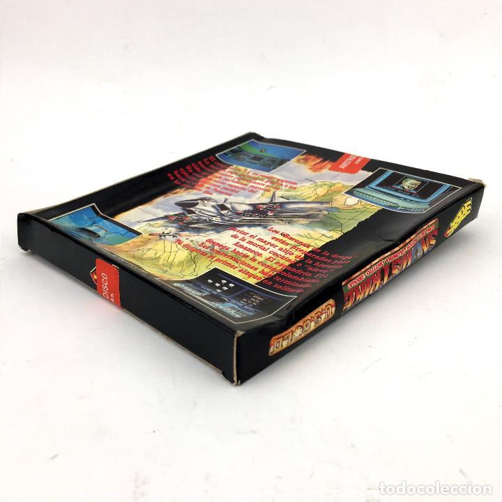 Videojuegos y Consolas: SNOW STRIKE Precintado. ERBE U.S. GOLD EPYX 1990 DISK SNOWSTRIKE DISKETTE AMSTRAD CPC 664 6128 DISCO - Foto 2 - 220902142