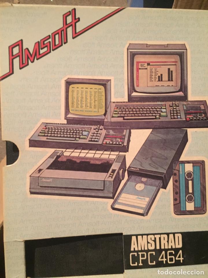 Videojuegos y Consolas: INTRUCCIONES vintage consola SCHNEIDER 64K colour Computer CPC 464 - Foto 2 - 221369528