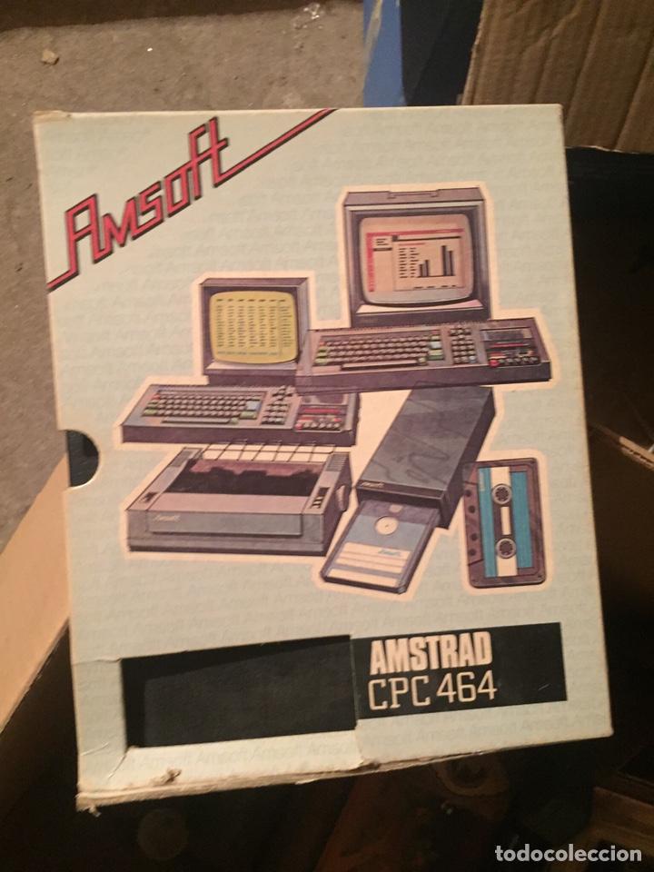 INTRUCCIONES VINTAGE CONSOLA SCHNEIDER 64K COLOUR COMPUTER CPC 464 (Juguetes - Videojuegos y Consolas - Amstrad)