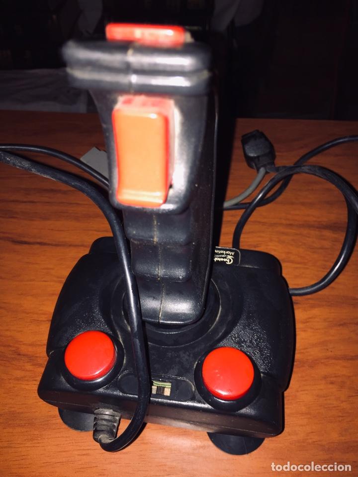 Videojuegos y Consolas: Comodor C64 Atari Amstrad Spectrum Arcade Joystick Cheetah 125+ 4 Buttons - Foto 3 - 221370511
