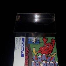 Videojuegos y Consolas: MUY DIFICIL JUEGO CRAZY ERBERT PARA AMSTRAD. Lote 221524610
