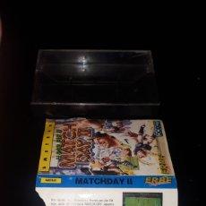 Videojuegos y Consolas: JUEGO MATCH DAY II PARA AMSTRAD. Lote 221524780
