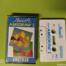 Videojuegos y Consolas: CINTA AMSTRAD AMSTRAW I. Lote 221526942