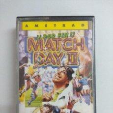 Jeux Vidéo et Consoles: CASETE AMSTRAD/MATCH DAY II.. Lote 221593281