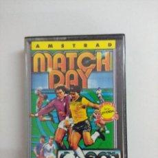 Jeux Vidéo et Consoles: CASETE AMSTRAD/MATCH DAY.. Lote 221593505