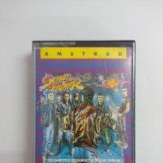 Videojuegos y Consolas: CASETE AMSTRAD/STREET FIGTER.. Lote 221593778