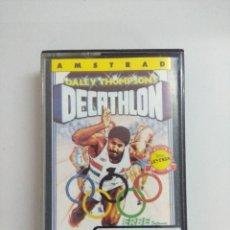 Videojuegos y Consolas: CASETE AMSTRAD/DECATHLON.. Lote 221596866