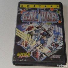 Jeux Vidéo et Consoles: AMSTRAD : ANTIGUO JUEGO PC EN ESTUCHE - GALVAN - GALIVAN - COSMO POLICE AÑO 1986 ERBE SOFTWARE. Lote 221629633