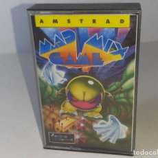 Videojuegos y Consolas: AMSTRAD AM 439 : ANTIGUO JUEGO - MAD MIX GAME - ERBE SOFTWARE - AÑO 1988 AZPIRI. Lote 221634751