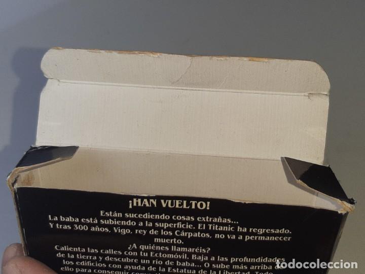 Videojuegos y Consolas: AMSTRAD : ANTIGUO JUEGO EN CAJA DE CARTON - CAZAFANTASMAS II - ACTIVISION AÑO 1989 CON INSTRUCCIONES - Foto 7 - 221635412