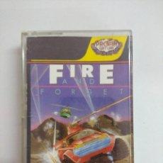 Jeux Vidéo et Consoles: CASETE AMSTRAD/FIRE AND FORGET.. Lote 221635863