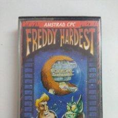 Videojuegos y Consolas: CASETE AMSTRAD/FREDDY HARDEST.. Lote 221638005