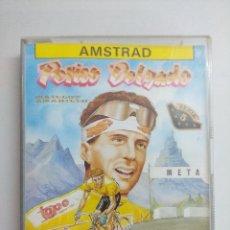 Videojuegos y Consolas: CASETE AMSTRAD/PERICO DELGADO.. Lote 221640426