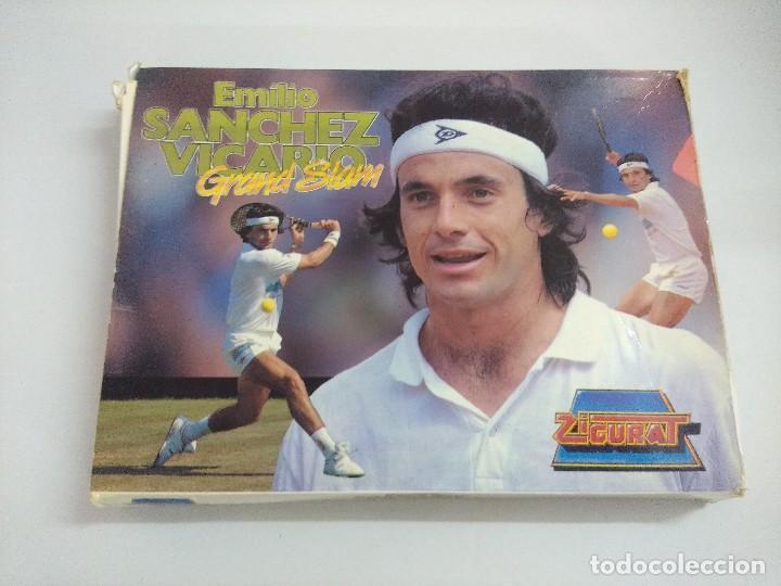 CASETE AMSTRAD/EMILIO SANCHEZ VICARIO. (Juguetes - Videojuegos y Consolas - Amstrad)