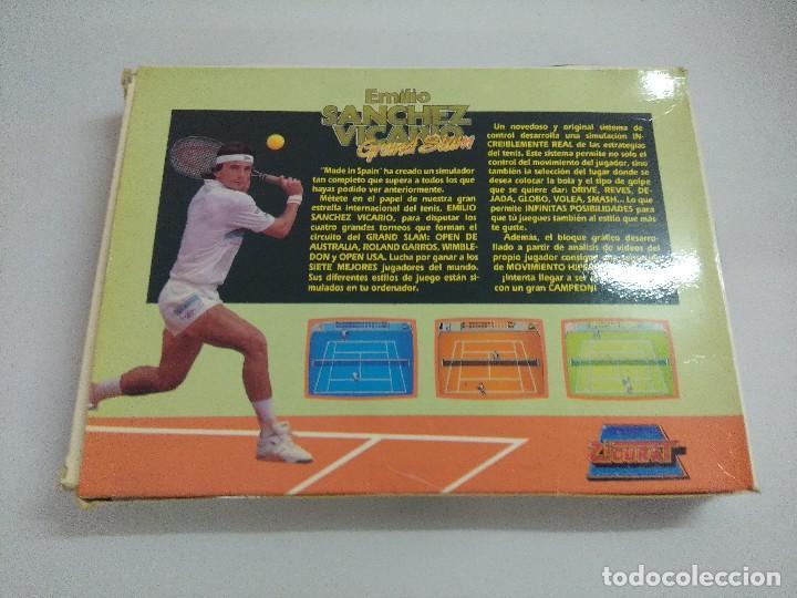 Videojuegos y Consolas: CASETE AMSTRAD/EMILIO SANCHEZ VICARIO. - Foto 3 - 221640625