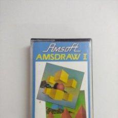 Videojuegos y Consolas: CASETE AMSTRAD/AMSDRAW I.. Lote 221672471