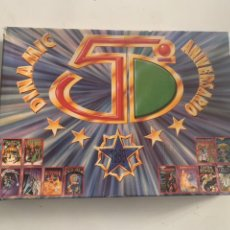 Jeux Vidéo et Consoles: JUEGO DE ORDENADOR AMSTRAD DINÁMIC 5º ANIVERSARIO 1989. Lote 221786868