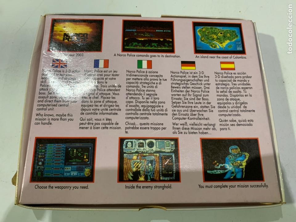 Videojuegos y Consolas: Juego de ordenador amstrad narco police - Foto 2 - 221822577