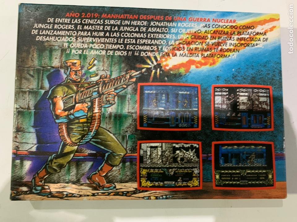 Videojuegos y Consolas: Juego de ordenador Amstrad After The War - Foto 3 - 221822881