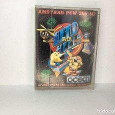 Videojuegos y Consolas: JUEGO HEAD OVER HEELS DE AMSTRAD PCW 256-512. Lote 223974426