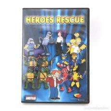 Videojuegos y Consolas: HEROES RESCUE DEFECTO DIGITAL STUDIOS 2016 PLATAFORMAS DISCO ORDENADOR AMSTRAD CPC 6128 664 DISKETTE. Lote 227651620