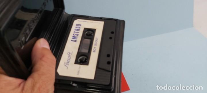 Videojuegos y Consolas: ANTIGUO JUEGO PARA ORDENADOR AMSTRAD BOY SCOUT - Foto 3 - 228093850