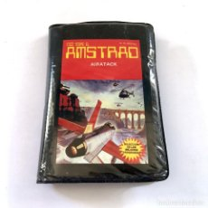 Videojuegos y Consolas: AIR ATTACK ESTUCHE TODO SOBRE EL AMSTRAD Nº 16 G.T.S. GTS A.G.D. / GENESIS SOFT CPC 464 664 CASSETTE. Lote 228944900
