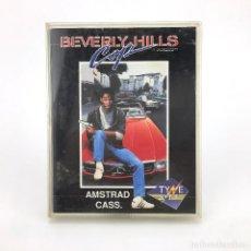Videojuegos y Consolas: BERVERLY HILLS COP EDICION ESPAÑOLA SUPER DETECTIVE EN HOLLYWOOD TYNESOFT 1990 AMSTRAD CPC CASSETTE. Lote 229004035