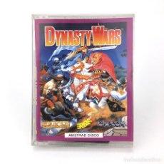 Videojuegos y Consolas: DYNASTY WARS ERBE ESPAÑA U.S GOLD CAPCOM 1900 JUEGO EN DISKETTE ORDENADOR AMSTRAD CPC 664 6128 DISCO. Lote 229019415