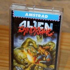 Videojogos e Consolas: AMSTRAD - ALIEN SYNDROME - SEGA - DRO SOFT - 1989. Lote 229672950