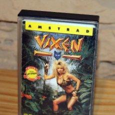 Videojogos e Consolas: AMSTRAD - VIXEN - MARTECH - ERBE - 1988. Lote 229687820