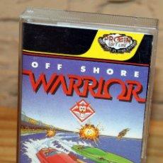 Videojogos e Consolas: AMSTRAD - OFF SHORE WARRIOR - TITUS - PROEIN SOFT LINE - 1988. Lote 229718970