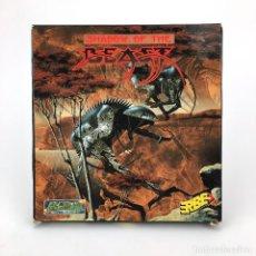 Videojuegos y Consolas: SHADOW OF THE BEAST / ERBE ESPAÑA PSYGNOSIS GREMLIN GRAPHICS 1990 JUEGO AMSTRAD CPC 464 664 CASSETTE. Lote 229914490