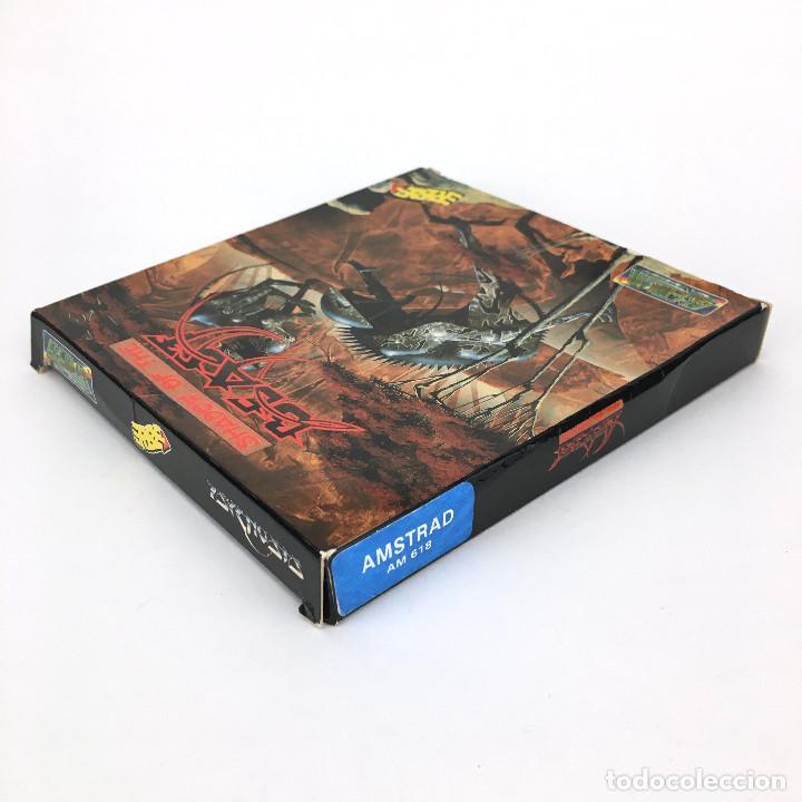 Videojuegos y Consolas: SHADOW OF THE BEAST / ERBE ESPAÑA PSYGNOSIS GREMLIN GRAPHICS 1990 JUEGO AMSTRAD CPC 464 664 CASSETTE - Foto 4 - 229914490
