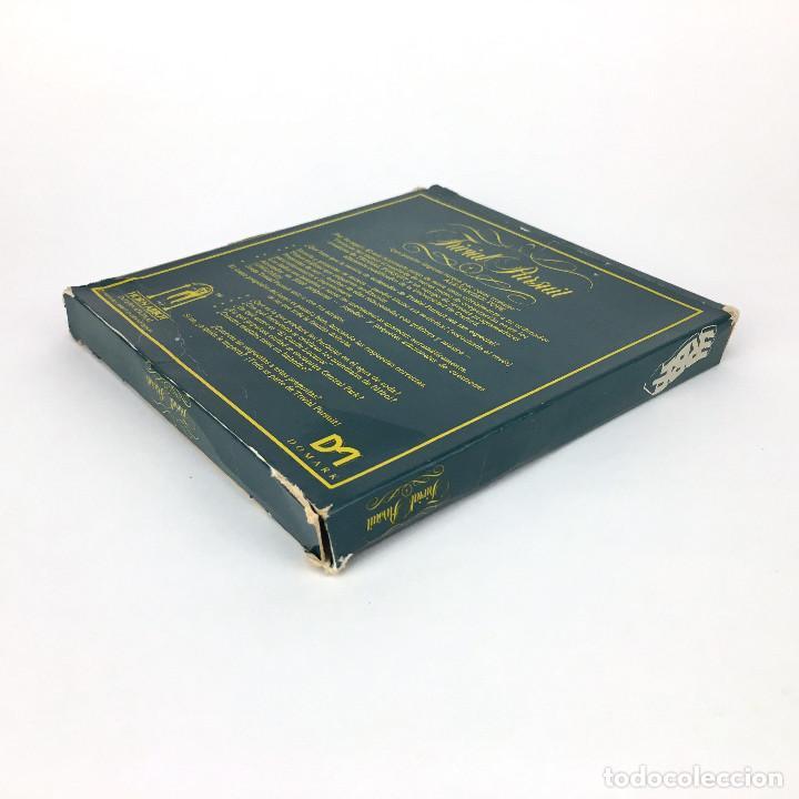 Videojuegos y Consolas: TRIVIAL PURSUIT / EDICION ESPAÑOLA / ERBE ESPAÑA DOMARK 1989 GENUS EDITION AMSTRAD CPC 464 CASSETTE - Foto 3 - 229914510
