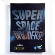 Videojuegos y Consolas: SUPER SPACE INVADERS. DRO SOFT ESPAÑA DOMARK TAITO THE KREMLIN 1991 MARCIANITOS AMSTRAD CPC CASSETTE. Lote 229927550