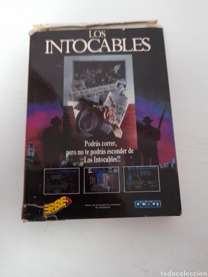 Videojuegos y Consolas: Los intocables amstrad disco - Foto 2 - 230292580