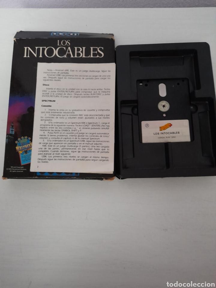 Videojuegos y Consolas: Los intocables amstrad disco - Foto 3 - 230292580