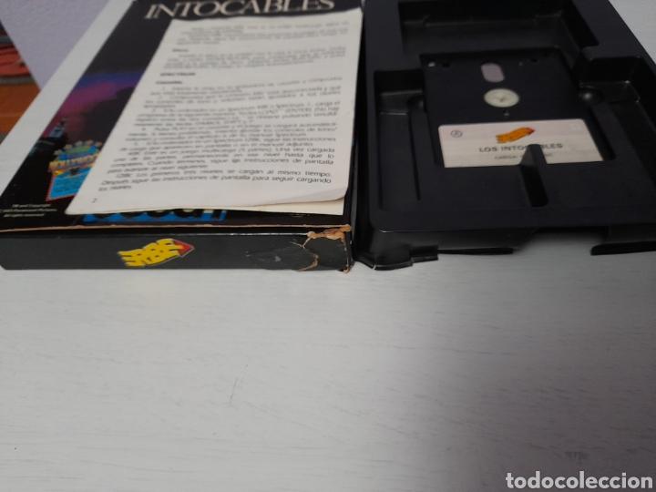 Videojuegos y Consolas: Los intocables amstrad disco - Foto 4 - 230292580