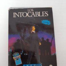 Videojuegos y Consolas: LOS INTOCABLES AMSTRAD DISCO. Lote 230292580