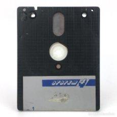 Videojuegos y Consolas: SYSTEM 4 ESPAÑA / DISKETTE SIN PEGATINA NI NOMBRE / JUEGO RETRO ORDENADOR AMSTRAD CPC 6128 664 DISCO. Lote 230759260