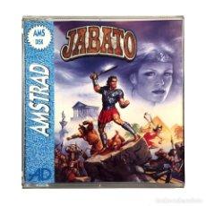 Videojuegos y Consolas: JABATO / DINAMIC SOFTWARE / AVENTURAS AD 1989 CONVERSACIONAL DISKETTE AMSTRAD CPC 6128 464 664 DISCO. Lote 230786270
